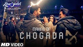 Loveyatri: Making Of Chogada Song | Aayush Sharma | Warina Hussain
