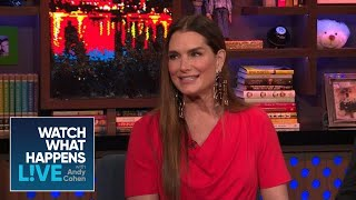 Brooke Shields Was Asked To Sing 'Endless Love'?   WWHL