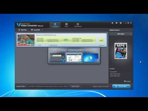 Convert FLV to MP4 and Vice Versa Fast