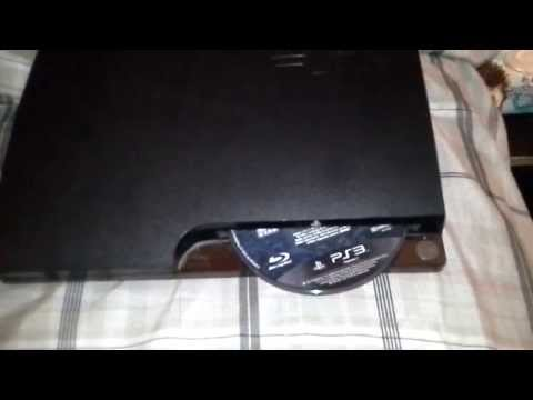 PS3 NOT TAKING (INSERTING) DISC FIX (WITHOUT TAKING APART)