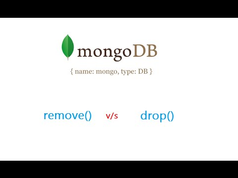 Removing Documents: MongoDB