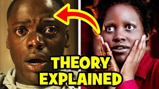 How US and GET OUT Are Connected - Shared Universe Theory
