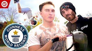 Guinness World Records | Highest Pogo Jump