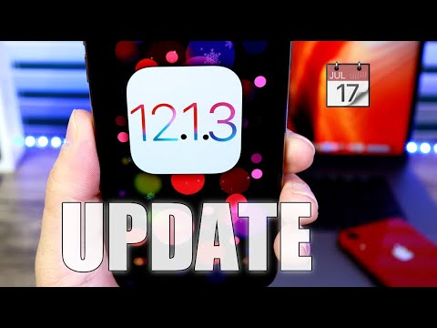 iOS 12.1.3 Beta 3 Release Date & iOS 12.1.3 Beta 2 UPDATE !