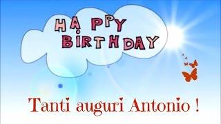 The Tibbs - Tanti Auguri Antonio !