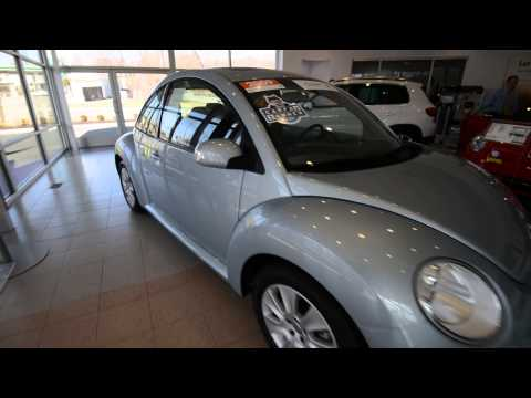 2009 Volkswagen New Beetle Coupe LOW MILES (stk# P2690 ) for sale at Trend Motors VW in Rockaway, NJ