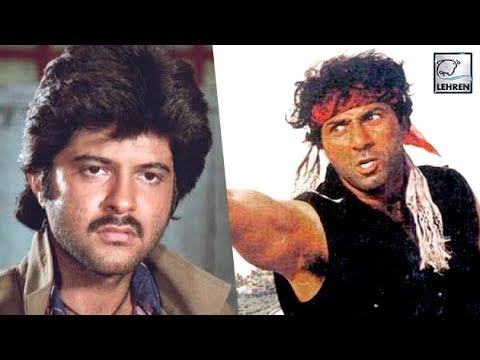 Sunny Deol's Ugly Fight With Anil Kapoor