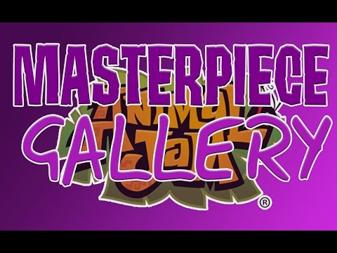 HOW TO GET YOUR ART TO THE MASTERPIECE GALLERY-  ANIMAL JAM