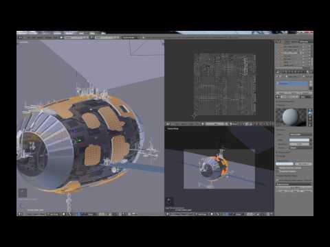 Blender For Noobs - the Secrets of Blender Modeling - Part 12 of 14
