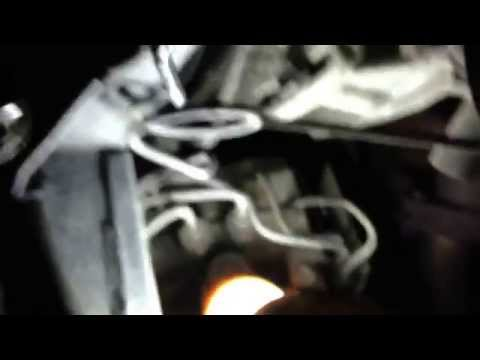 How to change the belts on a 97 Chrysler Sebring with a 2.5 V6