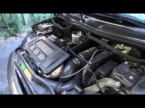 R53 MINI Cooper S ALTA intake sound