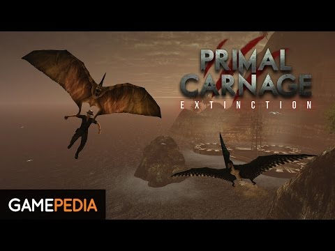Primal Carnage: Extinction - Class Overview  Pteranodon