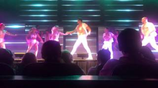 DWTS Live Hot Summer Nights Morristown NJ Opening