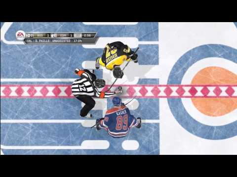 NHL 12 Tips and Tricks: Episode 3: Cycling Effectively and 1-on-1 Defence (Gameplay/Commentary)