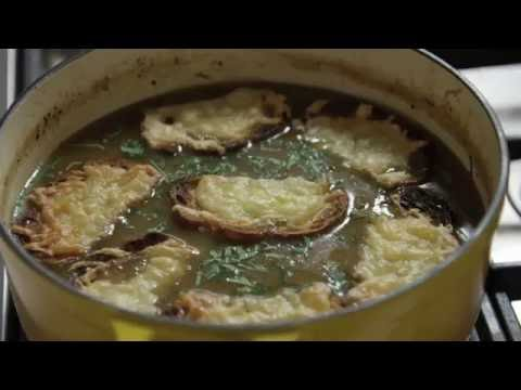 Authentic French Onion Soup
