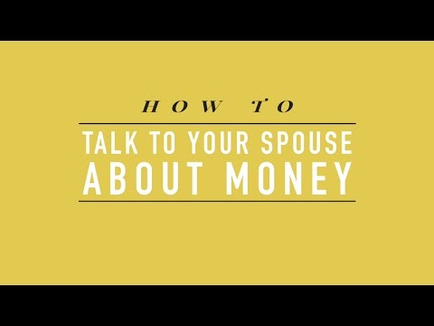 How to Talk with Your Spouse About Money