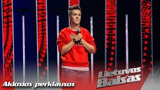 Simona Jakubėnaitė - Listen | Aklosios perklausos | Lietuvos Balsas S7