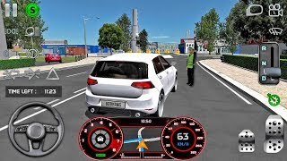 Real Driving Sim #4 Timer Speed Mission! - Car Games Android gameplay