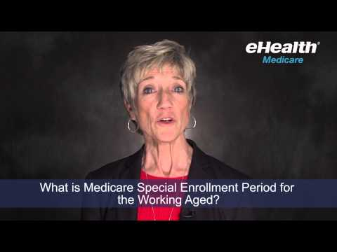 What is Medicare Special Enrollment Period for the Working Aged?
