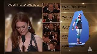 [YTP] Leonardo DiCaprio Wins His First Oscar