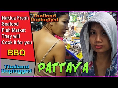 Pattaya the cheapest Fresh Seafood, Buy your own and have it Cooked