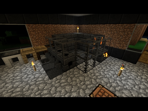 S09E10 ATME - Coke Oven and Tinkers Smeltery!