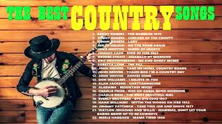 Música Country Kenny Rogers, Willie Nelson, John Denver, Don Williams, Loretta Lynn Éxitos Lo Mejor