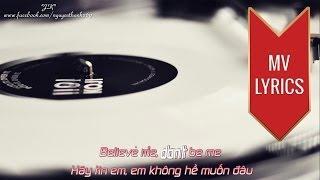 Why | Tiggy | Lyrics [Kara + Vietsub HD]