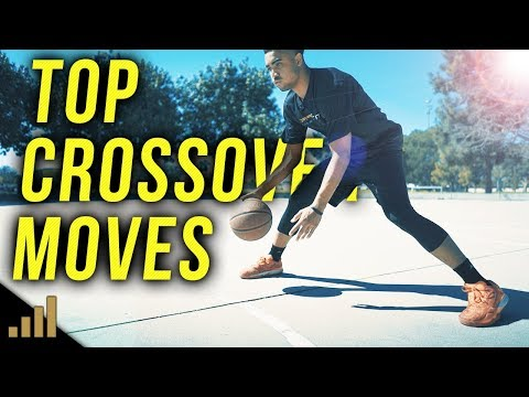 Use these SHIFTY Crossover Moves to DESTROY Your Defenders!!! (Shifty Ankle Breaker Handles)