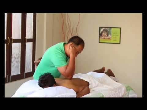 Common Massage Technique - Effleurage, Kneadig