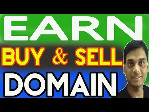 How To Make Money From Buying and Selling Domain part 2| Domain selling on flippa, godaddy, | Hindi