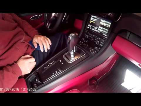 How to Remove PDK Shifter Knob