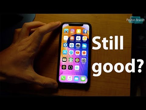Problem with my iPhone X - 3 Month Review
