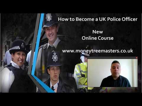 How to Become a UK Police Officer - New Online Course