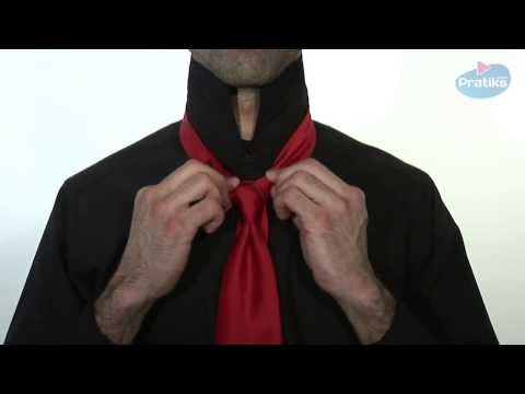 How to Knot a Tie - the Ediety
