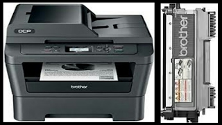 Brother Toner cartridge TN-2365 Reset and Refilling