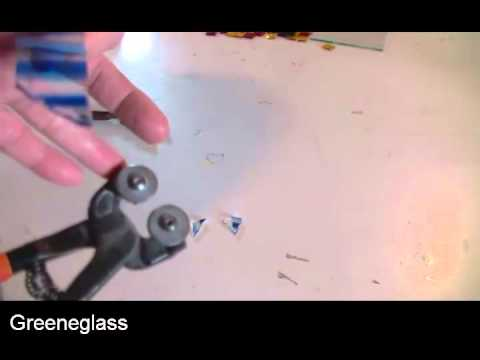 How to Use Mosaic Tile Nippers