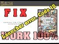 Download  FIX | Launcher error. Code: 15 The game was not launched via the Steam Client (Work 100%) MP3,3GP,MP4
