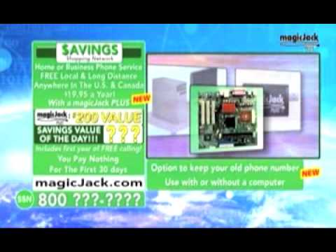 magicJack Plus   Free Local and Long Distance Calling   As Seen On TV