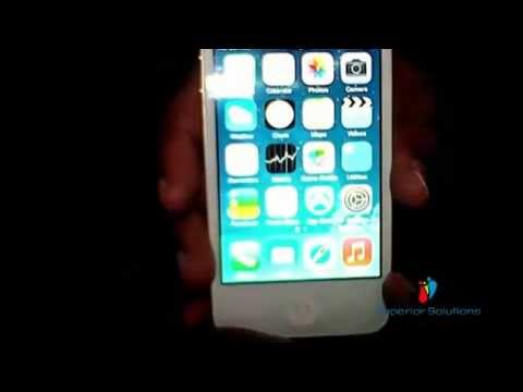 iPhone 4 IOS 7 1 2 with BB 04 12 09 Unlock by Superior Sim Ultra+