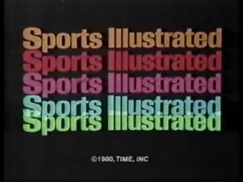 1981 Sports Illustrated commercial