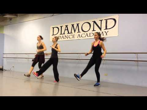 Bulverde Diamond Dance Academy: Jump Step 2014