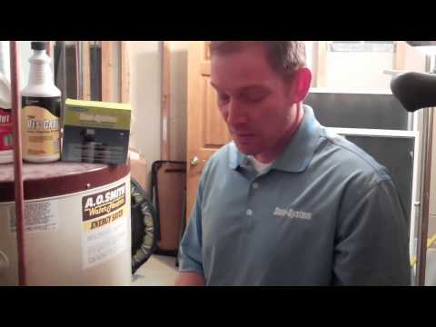 How to clean and sanitize a water softener