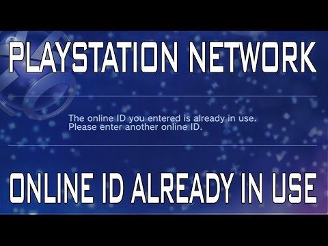 How to Check Sony PSN ID Availability (Available or Not)