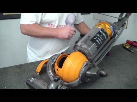 Dyson DC25 Bagless Vacuum Filter Change