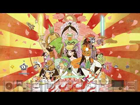 Okami HD - PS4 pre-order theme