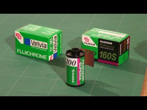 Tips for Buying & Using a Camera : How to Choose the Right Camera Film