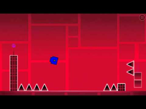GEOMETRY DASH #4 (DRY OUT FULL COINS)