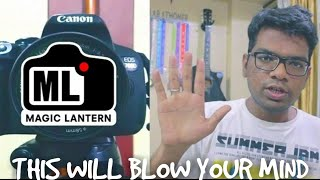 How To Shoot RAW Video On Canon DSLR - Magic Lantern [MLV Mystic