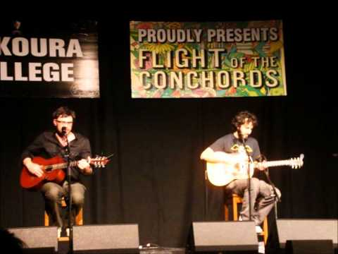 02 The Most Beautiful Girl (In The Room), Flight Of The Conchords